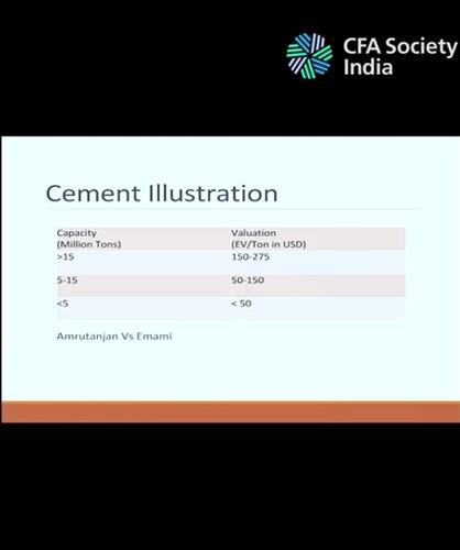 Cement Differentiation